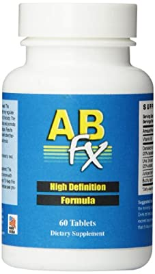Body FX ABFX Diuretic Tablets, 60 Count