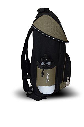 School nbsp;Litres Amaro nbsp;Cm 40 Khaki Backpack School Black 18 Amaro RaxnCf