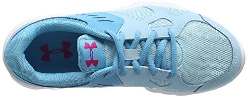 Under Armour Ua Ggs Pace Rn, Zapatillas de running para chicas Azul (Opal Blue 293)