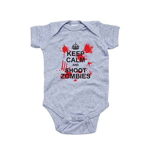 Cute Keep Calm and Shoot Zombies Zombie Killer