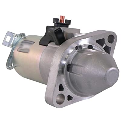 DB Electrical SMU0311 New Factory Reman Starter for 2.4 2.4L Honda A/T Accord 03 04 05, Element 03 04 05 06, TSX 04-05 113821 31200-RAA-A51 31200-RAA-A52 RAA43 410-54101 17870 SM612-09 SR107324 17870N