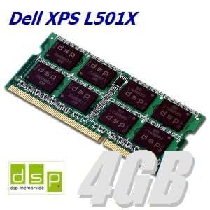 DSP 4051557106215 - Memoria RAM de 4 GB para Dell XPS L501X