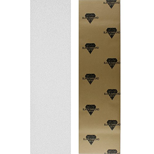 ard Skateboard Grip Tape Sheet (clear) (Black Skateboarding Grip Tape)
