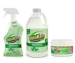 OdoBan Disinfectant Odor Eliminator and ...