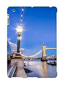 Appearance Snap-on Case Designed For Ipad 2/3/4- Tower Bridge(best Gifts For Lovers)