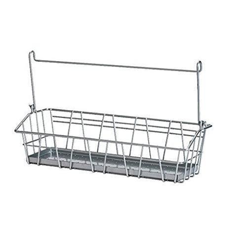 Ikea Steel Wire Basket 900.726.48, Silver by Ikea