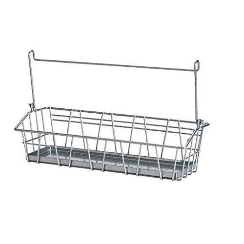 - Ikea Steel Wire Basket 900.726.48, Silver