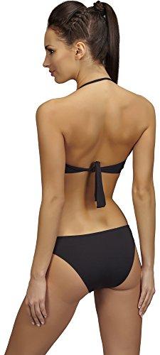 SHE Conjuntos de Bikinis para Mujer Adele Negro (113)
