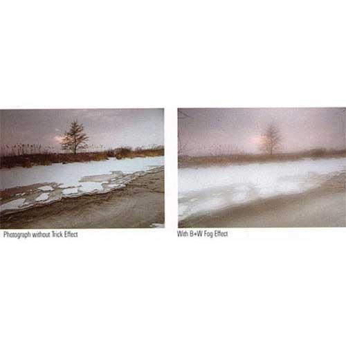 B+W 77586 - Filtro de Efecto Niebla 1, 55