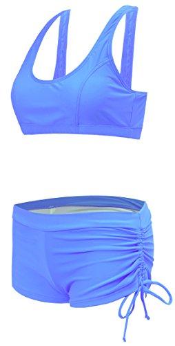 0517 Blue Femme Anatoky Tankini sky Oq4nP7wx