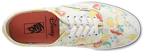 Vans U Authentic Disney - Zapatillas  para hombre multicolor - Multicolour (disney/ariel/white)