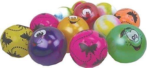 Kinder Kleinkinder Drinnen & Draußen Fun Ausrüstung Spielzeit Spielball Packung Zu 12