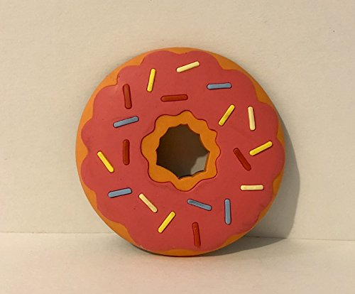 (Universal Studios The Simpsons Sprinkled Donut Magnet)