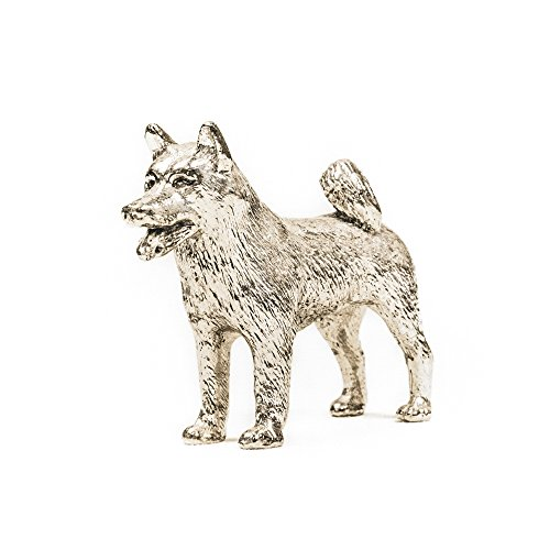 Alaskan Malamute Made in UK Artistic Style Dog Figurine Collection