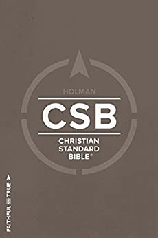 CSB Holy Bible, Digital Edition (v.2) by [Holman, CSB Bibles by]