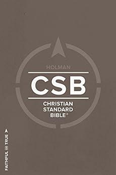 CSB Holy Bible, Digital Edition (v.2) by [Holman, CSB Bibles by]