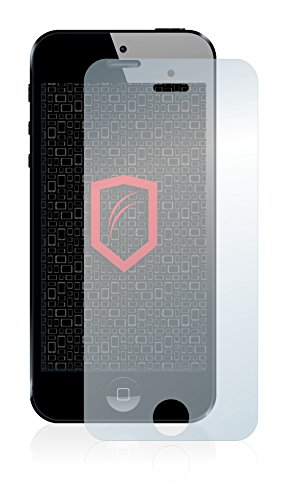 2x Vikuiti MySafeDisplay Pellicole Protettiva Schermo CV8 da 3M per Apple iPhone 5