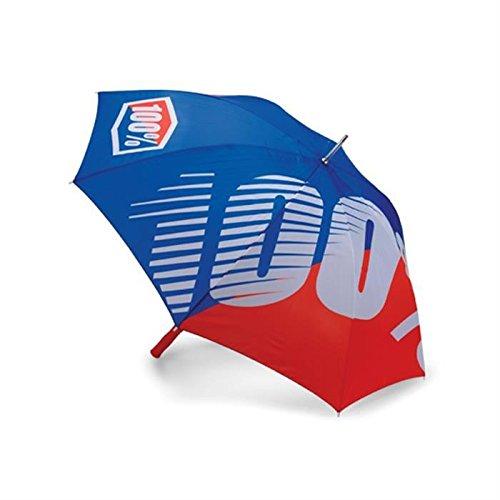 100% Premium Umbrella (Blue/RED)