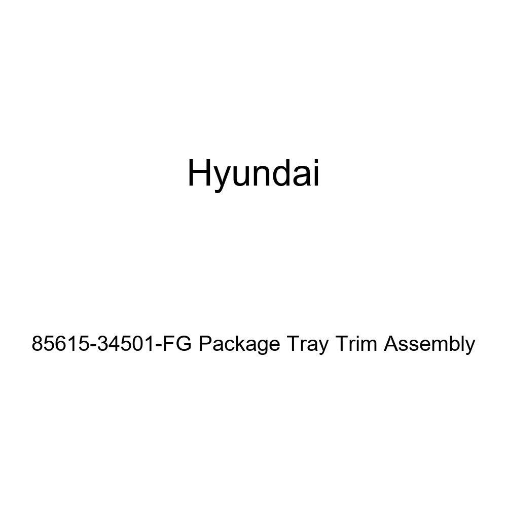 Genuine Hyundai 85615-34501-FG Package Tray Trim Assembly