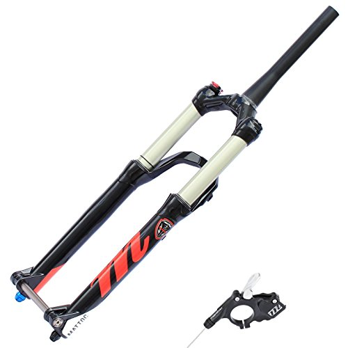 Manitou Mattoc Comp Mountain Bike Fork 27.5''+ / 29'' T120 1.5'' Tapered 15mm Remote by Manitou