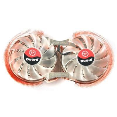 Thermaltake DuORB Du Orb CPU L?fter K?hler INTEL AMD