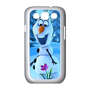 Frozen Samsung Galaxy S3 9300 Cell Phone Case White GY08KCK7