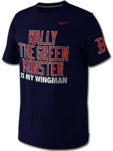 Mlb Sleeve Short Nike Shirt (Nike Boston Red Sox