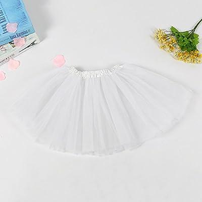 357a92ac8bab7c ... Ballett Röcke Tutu Rock Ballettrock Tütü Tüllrock für Party Mädchen  Kostüm. Bilder werden geladen... Zurück. Zum Zoomen doppeltippen