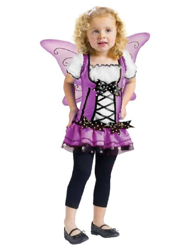 Lilac (Toddler Devil Costume Girl)
