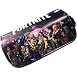 Game Fortnite printed Pencil bag Campus Student Pen Stationery bag Study Supplies pencil case