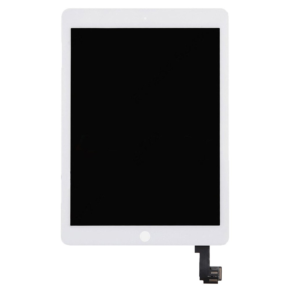 Touch Screen Digitizer and LCD for Apple iPad Air 2 - A+ - White by Group Vertical