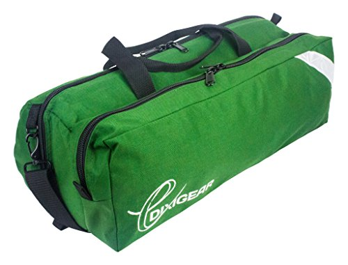 Dixie Ems Oxygen O2 Duffle Trauma Responder Bag with Pocket ()