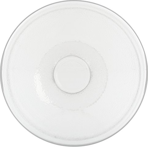 Carlisle SP1807 Acrylic Pebbled Punch Bowl, 16-qt. Capacity, 17.75'' Diameter x 10.63'' Overall Height x 6.5'' Depth, Clear by Carlisle (Image #2)
