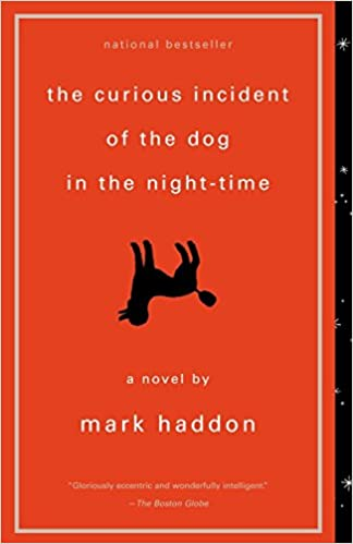 The Curious Incident of the Dog in the Night-Time (El curioso incidente del perro en la noche) Autor: Mark Haddon