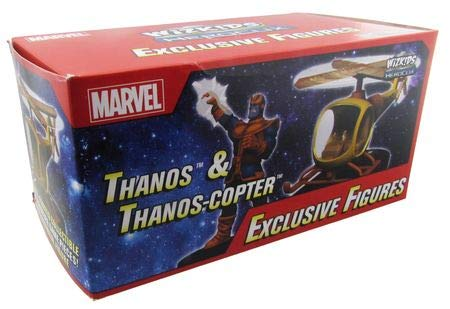 Marvel HeroClix Thanos and Thanos-Copter Convention Exclusive by WIzKids