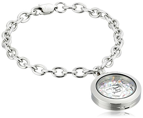 Charmed Lockets Forever Swarovski Bracelet