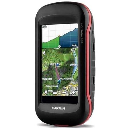 Garmin Montana 680 Outdoor Navigationsgerat Mit 4 Touchscreen