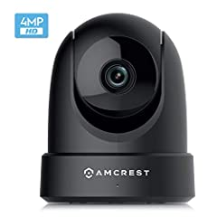 AMCREST MODEL : IP4M-1051B Immaculate UltraHD 4-Megapixel (2688x1520P) @ 20fps / 3MP and 1080P @ 30fps. Supports dualband 5ghz and 2.4ghz networks. Superior low light performance utilizing the Omnivision OV4659 progressive scanning image sens...