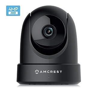 Amcrest 4MP UltraHD Indoor WiFi Security Camera