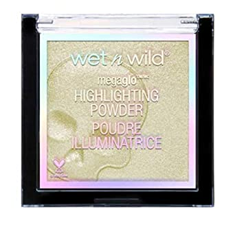Amazon.com : Wet N Wild Fantasy Makers MegaGlo Highlighting Powder ~ Moonlit Gleam : Beauty