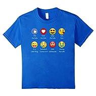 i love the cello funny emoji emoticon orchestra music Shirt