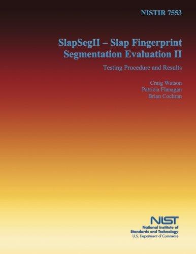 SlapSegII: Slap Fingerprint Segmentation Evaluation II pdf