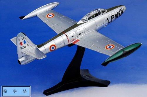 1:72 SkyMax フライング ヒーローズ SM6005 共和国 F-84G Thunderjet ダイキャスト モデル French Air 空軍 EC 3/1 Argonne 並行輸入品