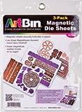ArtBin - ArtBin Magnetic Sheets 3/Pkg