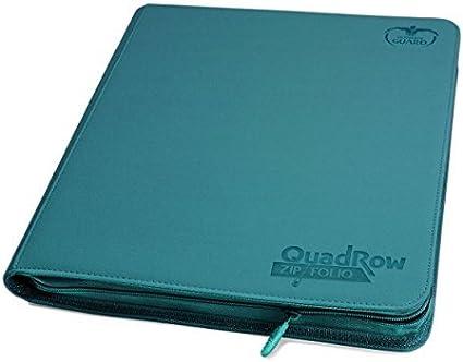 Ultimate Guard 4-Pocket ZipFolio XenoSkin Dark Blue