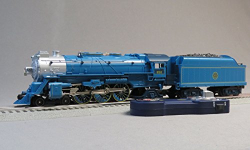 LIONEL NJC LIONCHIEF PLUS 4-6-2 PACIFIC STEAM ENGINE w/ BLUETOOTH 6-84680 o gauge (2 Pacific Steam Locomotive)