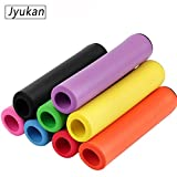 JYUKAN MTB Sports Bike Grips Cover Kids Soft Cycling Handlebar Bicycle Grip Accessories Silicone Foam Caps