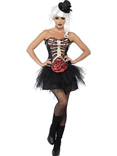 Smiffy's Women's Grotesque Burlesque Costume