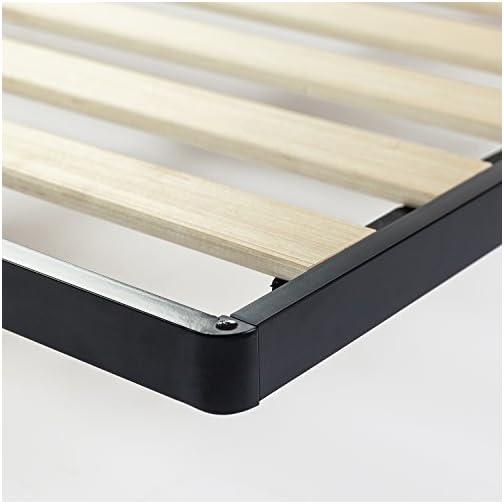 Zinus Deepak Easy Assembly Wood Slat 1.6 Inch Bunkie Board / Bed Slat Replacement, Twin