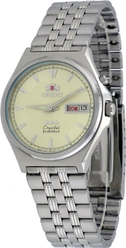Orient FEM5M010C Stainless Champagne Automatic product image